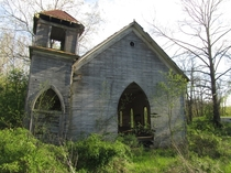 Falling Church in Arvilla WV  Album in comments