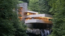 Fallingwater an architectural marvel by the legend Frank Lloyd Wright Mill Run PA