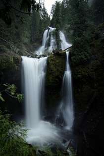 Falls Creek Falls Washington State