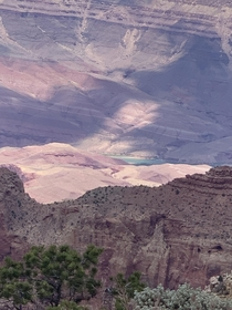 Family Vacation at the Grand Canyon-South Rim wview of The Colorado River  x