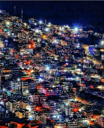 Fantastic shot Location Shimla city Himachal Pradesh India