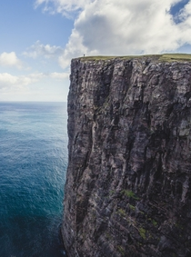 Faroe Islands are small But you dont feel it there