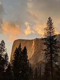 Fascinating Firefall in Yosemite this Saturday
