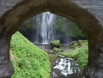 Favorite picture I have ever taken - Multnomah Falls Portland OR