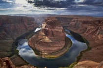 Favourite place in America Horseshoe Bend - Arizona