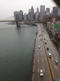 FDR Drive - New York City