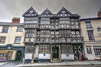 Feathers Hotel Ludlow England