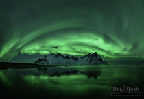 Feb th  Stokksnes Iceland One of the finest nights of photography amp aurora that Ive ever witnessed