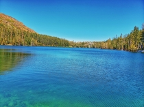 Feeley lake high Sierra Ca