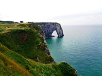 Fell in love with this place tretat Normandie