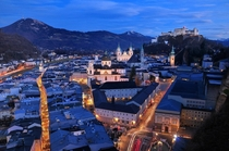 Few cities are as atmospheric as Salzburg Austria