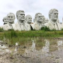 Field of Presidents in Virginia by adventurecom