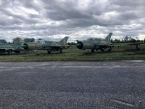 Fighter jet cemetery