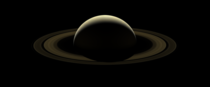 Finest picture of Saturn from Cassini