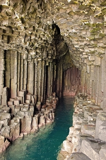Fingals Cave Staffa Scotland
