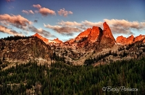 Finger Of Fate - Sawtooth Mountains - Idaho