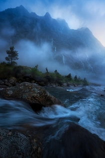 FiordlandNew Zealand OC x williampatino_photography