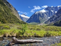 Fiordlands National Park - South Island New Zealand