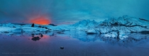 Fire amp Ice Taken by Rodney Lough Jr Matanuska Glacier Alaska USA