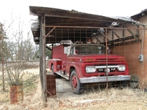 Fire Truck Roe Arkansas