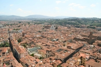 Firenze Italy from the Duomo