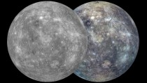 First Complete Map Of The Planet Mercury By NASAs Messenger Spacecraft