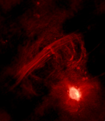 First-Ever Image of Sagittarius A