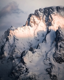 First Light on the Tetons  IG seanhew
