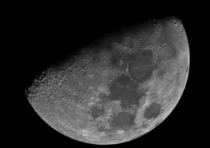 First moon mosaic with my new camera
