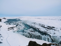 First time visiting Iceland Gullfoss did not disappoint