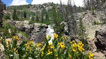 Fish Creek Falls Steamboat Springs Colorado