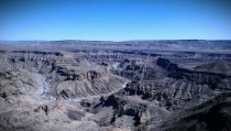 Fish River Canyon Namibia Africa  x