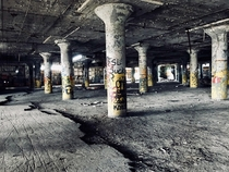 Fisher Body Plant  in Detroit