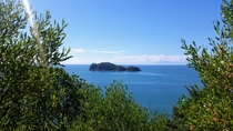 Fisherman Island Abel Tasman National Park NZ x