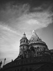 Fishermans Bastion in Budapest  shot on iPhone