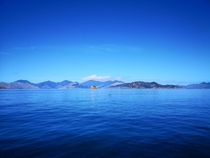 Fishing in the Marlborough Sounds New Zealand