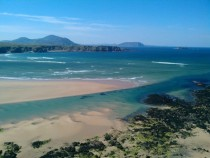 Five Fingers Strand Co Donegal Ireland