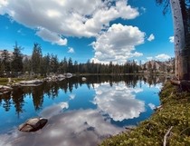Five Lakes Alpine Meadows CA