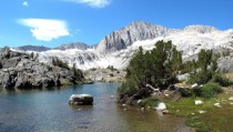 Five Lakes Basin California