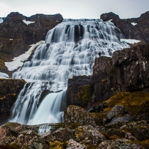 Fjallfoss Iceland - This image doesnt even shows its massive size