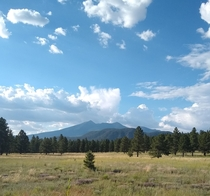 Flagstaff Arizona Humphreys Peak ft