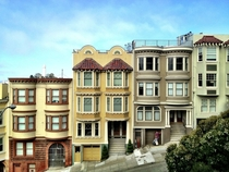 Flats in San Francisco California
