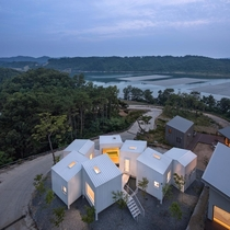 Floating Cubes  YounghanChung Architects