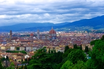 Florence - A lovely view