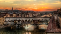 Florence Italy  by Arne Jansen