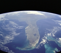 Florida from STS-