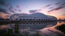 Florida Polytechnic University in Lakeland by Santiago Calatrava
