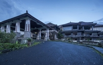 Follow-up on an earlier post The abandoned Ghost Palace Hotel in Bali