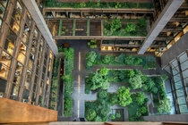 Ford Foundation Building Manhattan