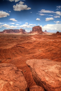 Fords Point Monument Valley
